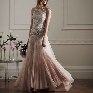 EMBELLISHED FORMAL DRESS